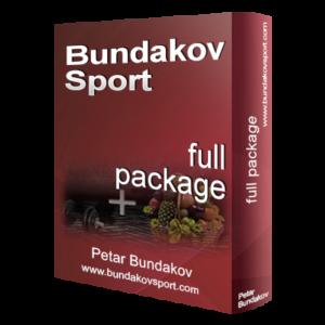 """Full package """"Training program + Nutrition regime"""""""