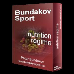 "Package ""Nutrition regime"""