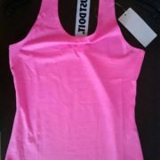 "Women's vest ""Just Do It"" - pink"