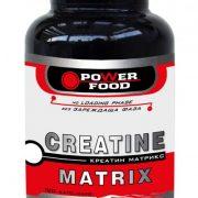 CREATINE MATRIX