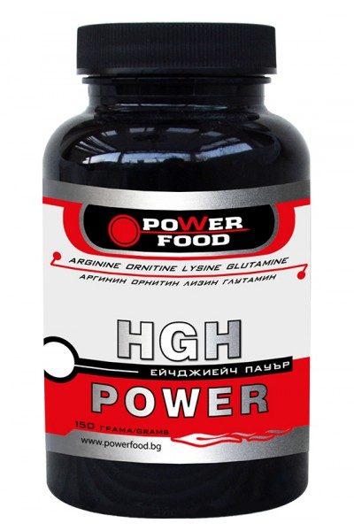HGH POWER