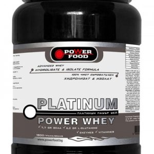 PLATINUM POWER WHEY