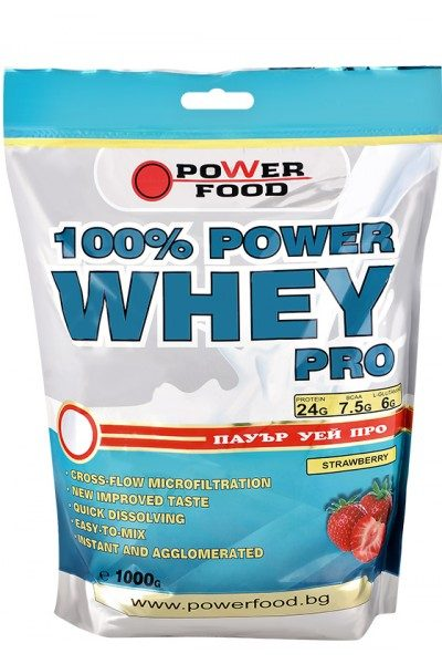 100% POWER WHEY PRO
