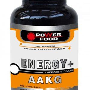 ENERGY+ AAKG