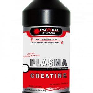 PLASMA CREATINE