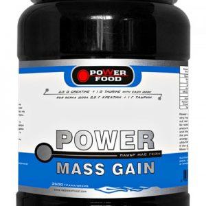 POWER MASS GAIN