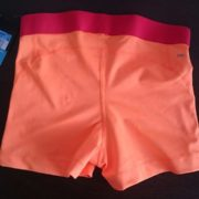 "Sporting shorts ""Nike Pro Compression Supercool"" - light orange"