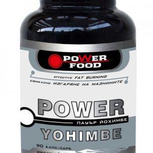POWER YOHIMBE