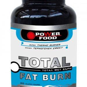 TOTAL FAT BURN